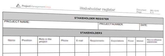 Stakeholderi ili zainteresovane strane: ko su i zašto ih identifikovati